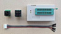 Программатор Minipro XGecu TL866II Plus + адаптеры SOP8 /MiniPro TL866 Программатор микросхем