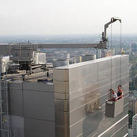 Системы по обслуживанию фасадов GEDA