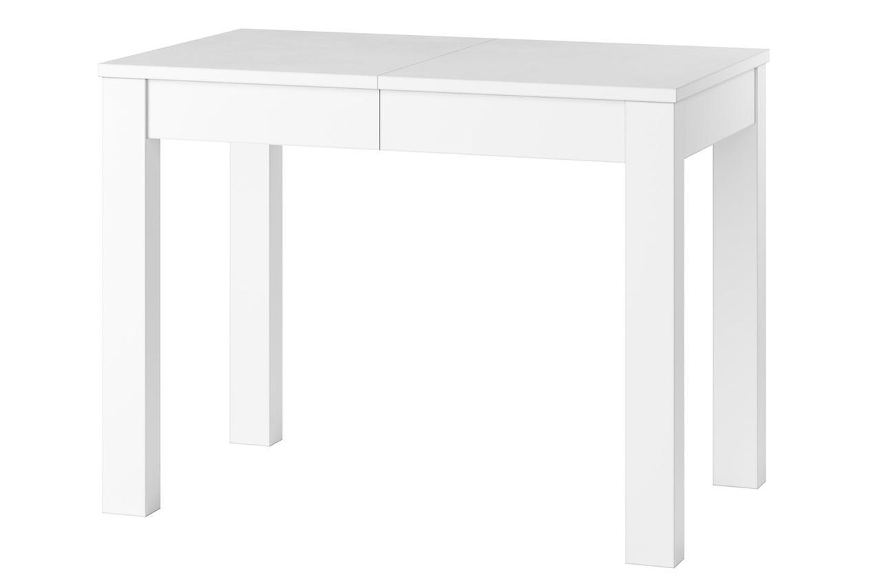 Стол обеденный деревянный ORION 2 Szynaka белый матовый