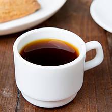 Чашка белая для эспрессо Arcoroc Restaurant 80 мл, посуда HoReCa (22662)