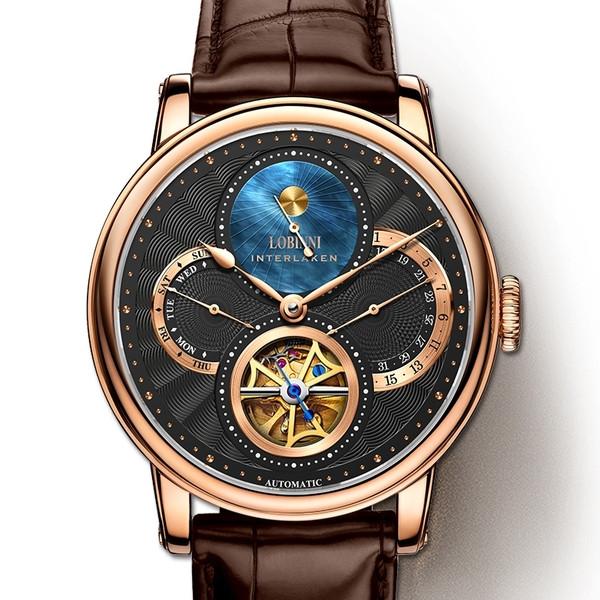 Lobinni Мужские часы Lobinni President