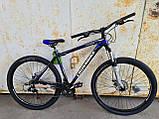 Велосипед  crossbike leader 29 new 2020 3 цвета, фото 2