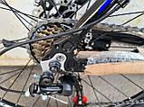Велосипед  crossbike leader 29 new 2020 3 цвета, фото 8