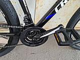 Велосипед  crossbike leader 29 new 2020 3 цвета, фото 7