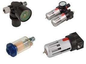 Фильтра, клапана, редукторы, воздухоотводчики