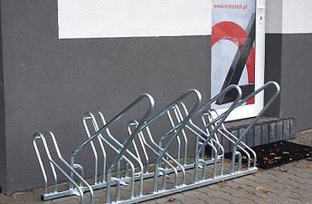Велопарковка на 7 велосипедов Cross-7 Save Польша