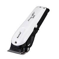 Профессиональная машинка для стрижки волос сеть/аккумулятор Kemei KM-2601