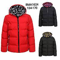 Двостороння Куртка для хлопчиків Glo-Story, 134/140-170 рр. Артикул: BMA1624, фото 1