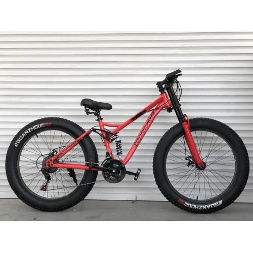 Велосипед двухколесный FatBike Top Rider 620 26 дюймов