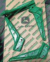 Защита AA54755 чистик A61577 запчасти A41692 John Deere А 61577 Scraper  АА 54755