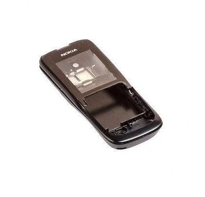 Корпус для Nokia 2630 красно-черный