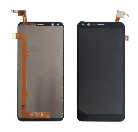 Дисплей + сенсор для TP-Link Neffos C5 Plus (TP7031) Black, фото 2