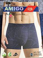 "Мужские Боксеры масло Марка ""Amigo""  Арт.7980"
