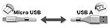 Кабель SuperCalla MicroUSB на магнитах White (n-774), фото 2
