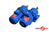 Мотор-редуктор 3МП-40 (2 ступени, 56 об/мин, АИР90L4)