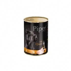 Консерва Dolina Noteci Piper Dog (60%) с перепелкой, 400 гр