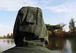 Костюм для рыбалки и охоты «Mavens Хант» Олива, одежда, камуфляж, размеры 44-66, фото 2