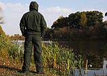 Костюм для рыбалки и охоты «Mavens Хант» Олива, одежда, камуфляж, размеры 44-66, фото 3