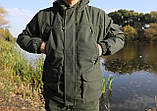 Костюм для рыбалки и охоты «Mavens Хант» Олива, одежда, камуфляж, размеры 44-66, фото 5