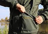 Костюм для рыбалки и охоты «Mavens Хант» Олива, одежда, камуфляж, размеры 44-66, фото 10