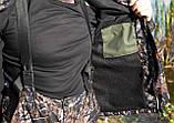 Костюм для рыбалки и охоты «Mavens Хант» Темный лес, одежда, камуфляж, размеры 44-66, фото 5