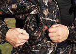 Костюм для рыбалки и охоты «Mavens Хант» Темный лес, одежда, камуфляж, размеры 44-66, фото 7