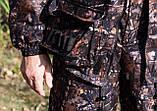 Костюм для рыбалки и охоты «Mavens Хант» Темный лес, одежда, камуфляж, размеры 44-66, фото 8