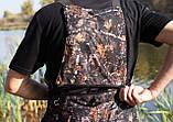 Костюм для рыбалки и охоты «Mavens Хант» Темный лес, одежда, камуфляж, размеры 44-66, фото 9