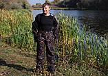 Костюм для рыбалки и охоты «Mavens Хант» Темный лес, одежда, камуфляж, размеры 44-66, фото 3
