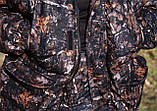 Костюм для рыбалки и охоты «Mavens Хант» Темный лес, одежда, камуфляж, размеры 44-66, фото 10