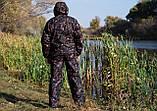 Костюм для рыбалки и охоты «Mavens Хант» Темный лес, одежда, камуфляж, размеры 44-66, фото 2