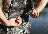 Костюм для рыбалки и охоты «Mavens Хант» Снайпер, одежда, камуфляж, размеры 44-66, фото 8