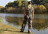 Костюм для рыбалки и охоты «Mavens Хант» Снайпер, одежда, камуфляж, размеры 44-66, фото 4