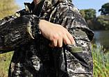 Костюм для рыбалки и охоты «Mavens Хант» Снайпер, одежда, камуфляж, размеры 44-66, фото 7