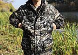 Костюм для рыбалки и охоты «Mavens Хант» Снайпер, одежда, камуфляж, размеры 44-66, фото 10