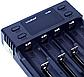 Зарядний пристрій Liitokala Lii-S4 з дисплеєм на 4 слота 18650, 26650, фото 4