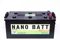 Аккумулятор NANO BATT  Standart - 225 +левый (1400 пуск)2020!!!