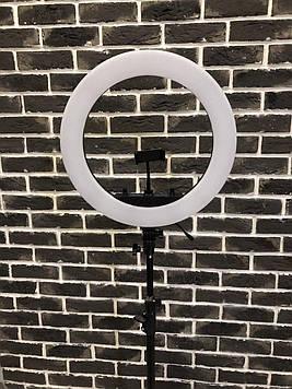 Кільцева світлодіодна Лампа 45 см Led Soft Ring Light HQ-18