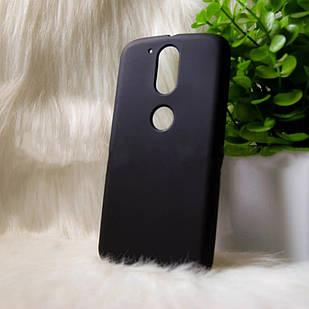 Чехол Motorola G4 + черный