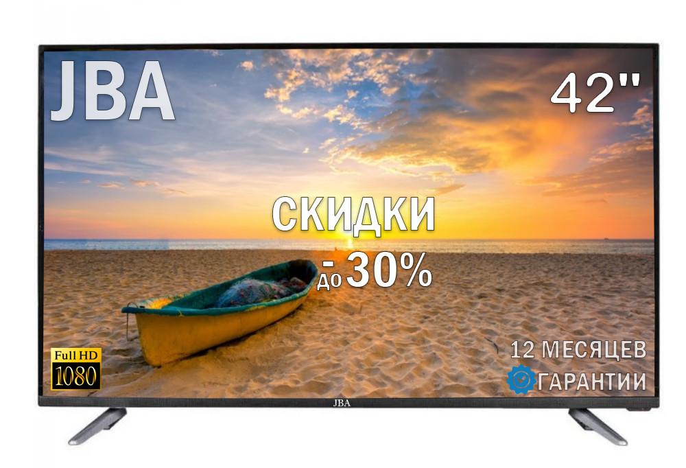 """Акция! Телевизор JBA 42"""" I FullHD Smart TV/DVB/T2/USB"""
