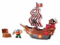 """10754 Игровой набор keenway """"Пиратские приключения - Сокровища"""""""