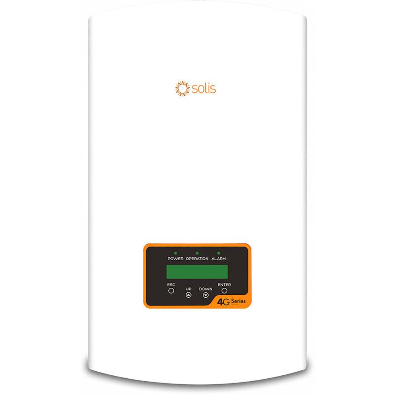 Сетевой Солнечный Инвертор 15 кВт 3P15K-4G-DC