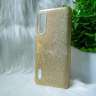 Чехол Xiaomi Mi A3 CC9E Золотой