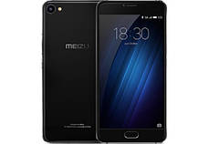 Смартфон Meizu U20 2/16Gb Black Stock A-, фото 2