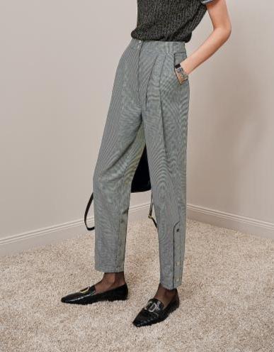 Женские серые брюки от Noche Mio, CHEDRINO 4.266