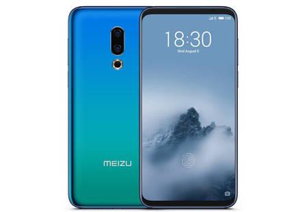 Смартфон Meizu 16th 128 Gb Blue Stock A, фото 2