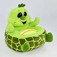 Мягкое кресло Черепаха, детское, 40х40х40 см