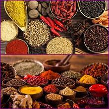 СПЕЦИИ, ПРЯНОСТИ, пряно-ароматические растения, травяные чаи, суперфуды и пищевые ингредиенты