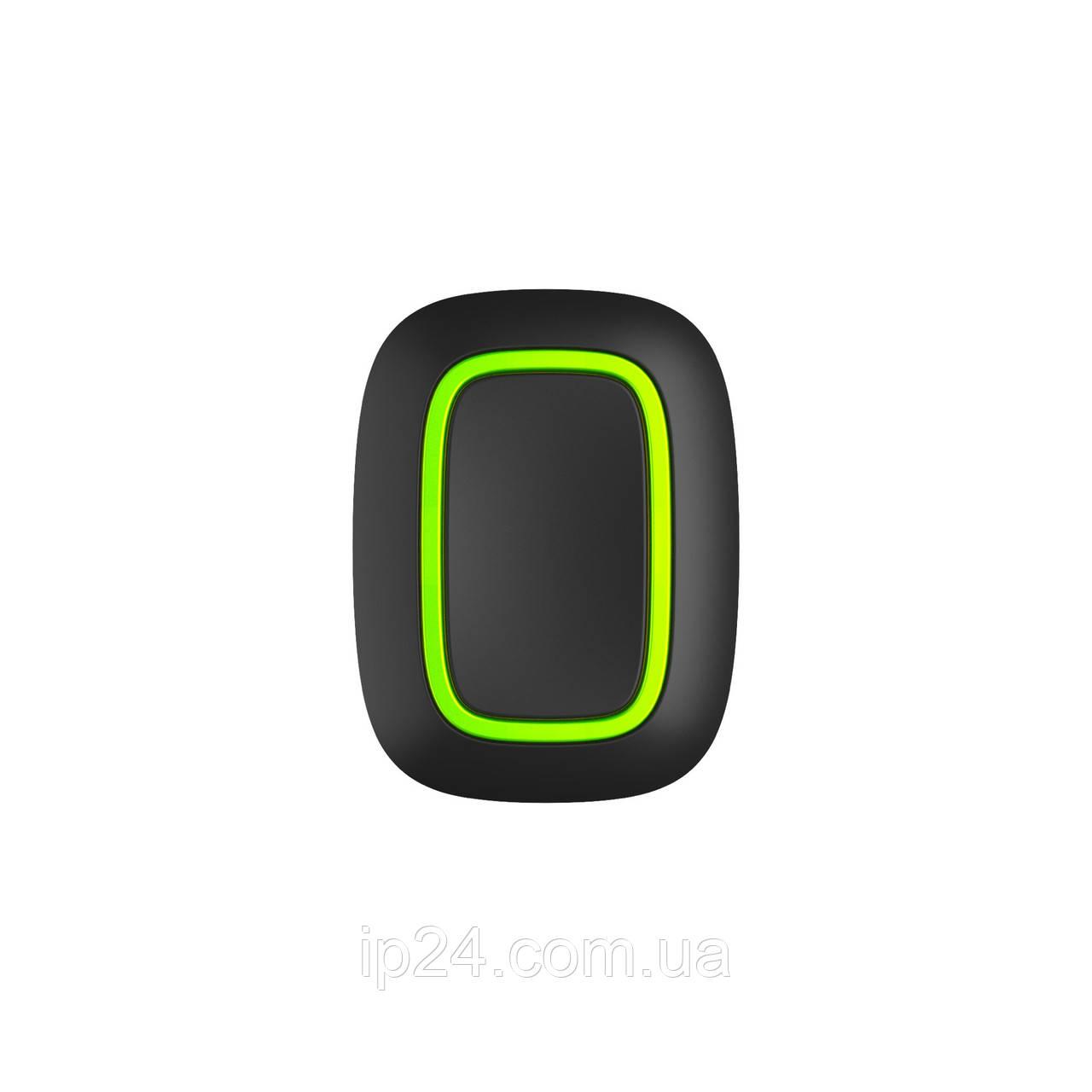 Тревожная кнопка Ajax Button черная