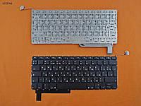 """Клавиатура для Apple Macbook Pro 15"""" A1286, 2009 2010 2011 2012, RU, Black, (под подсветку, вертикальный"""